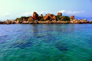 Đảo Bình Ba Nha Trang - Đảo Tôm Hùm