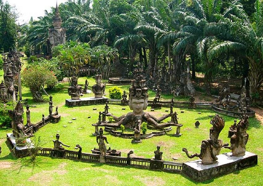 Tour Lào Campuchia 4N3Đ