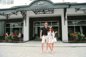 Tour Hạ Long - Paradise Suite Hotel
