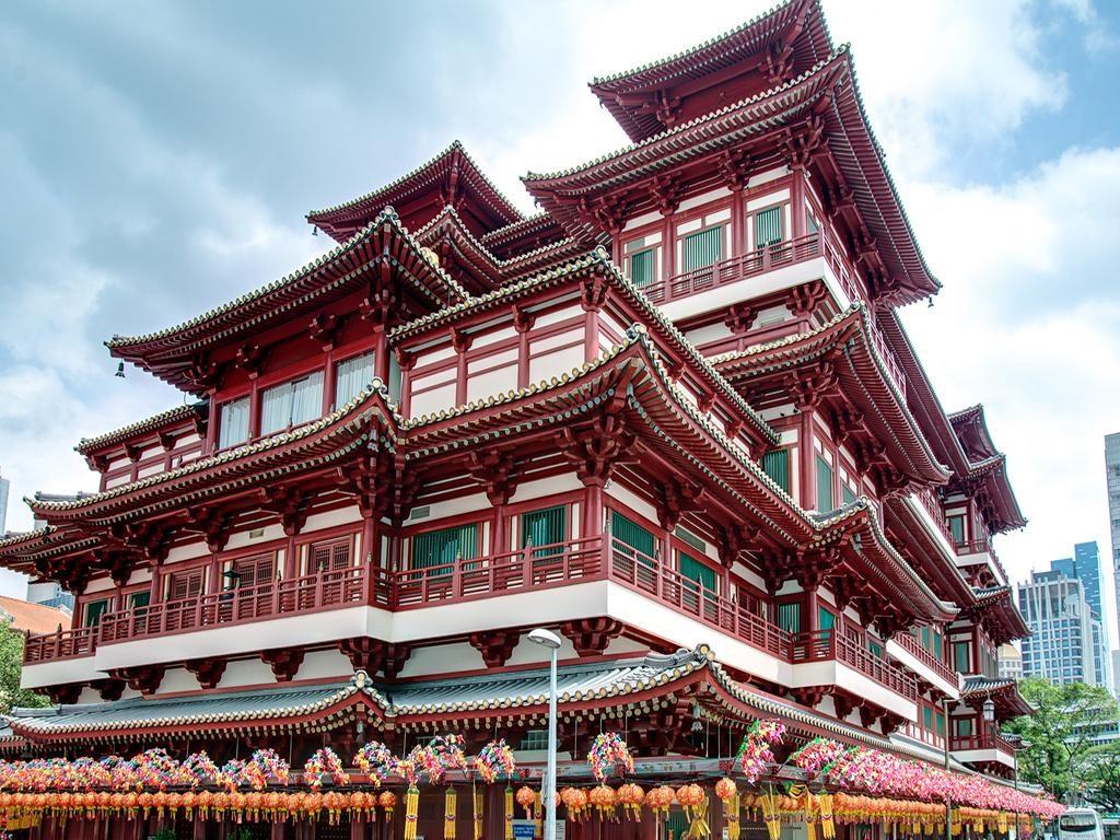 Tour Hồ Chí Minh - Singapore 4 ngày 3 đêm