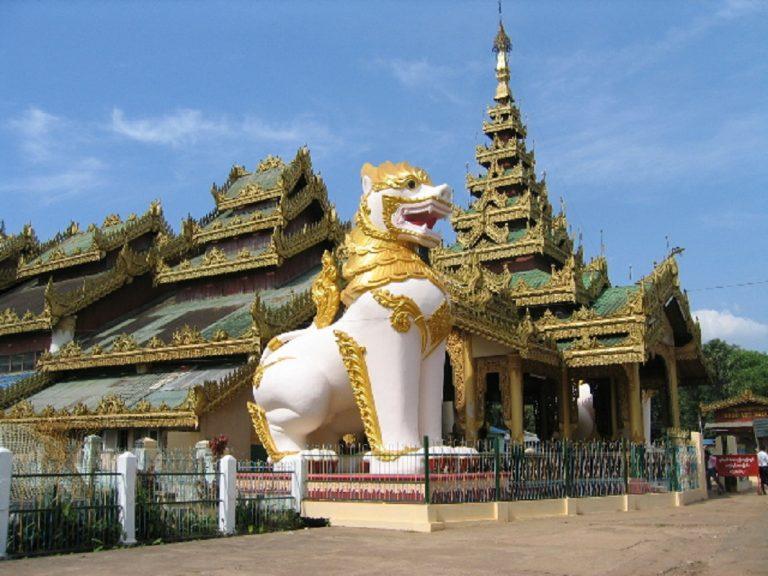 DU LỊCH MYANMAR - đất nước dát vàng bình dị