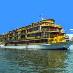 Khám phá du thuyền Golden Cruise – du thuyền lớn nhất Vịnh Hạ Long