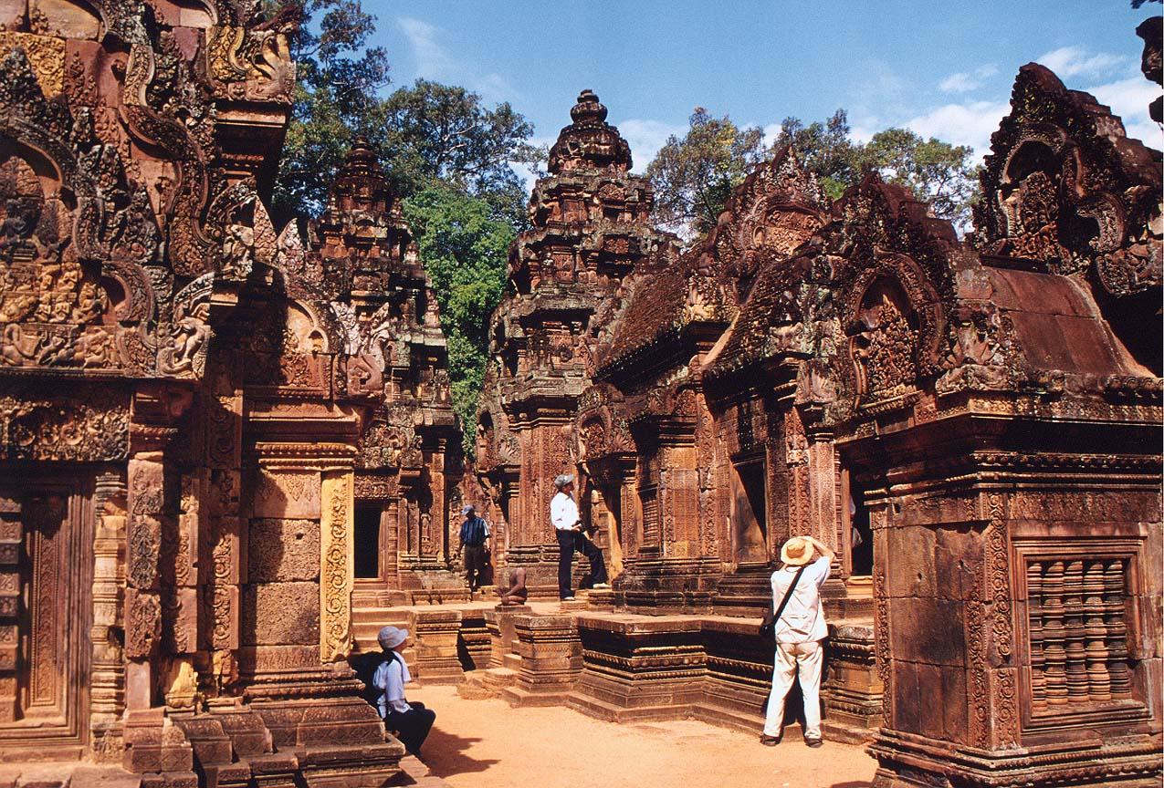 Kinh nghiệm du lịch Campuchia