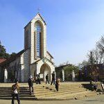 Nhà thờ cổ Sapa – Biểu tượng của xứ tuyết