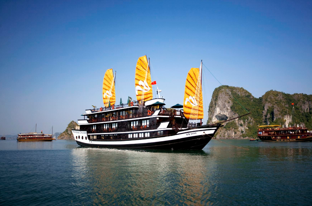 Tour Hạ Long - Paradise Luxury Cruise