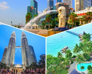 Tour Malaysia Singapore 6N5Đ
