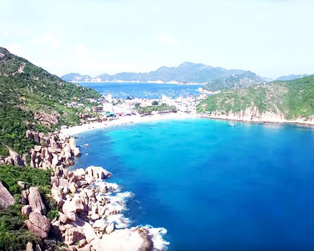 Tour Nha Trang 3 Ngày 2 Đêm: Đảo Tôm Hùm Bình Ba – Vịnh Cam Ranh