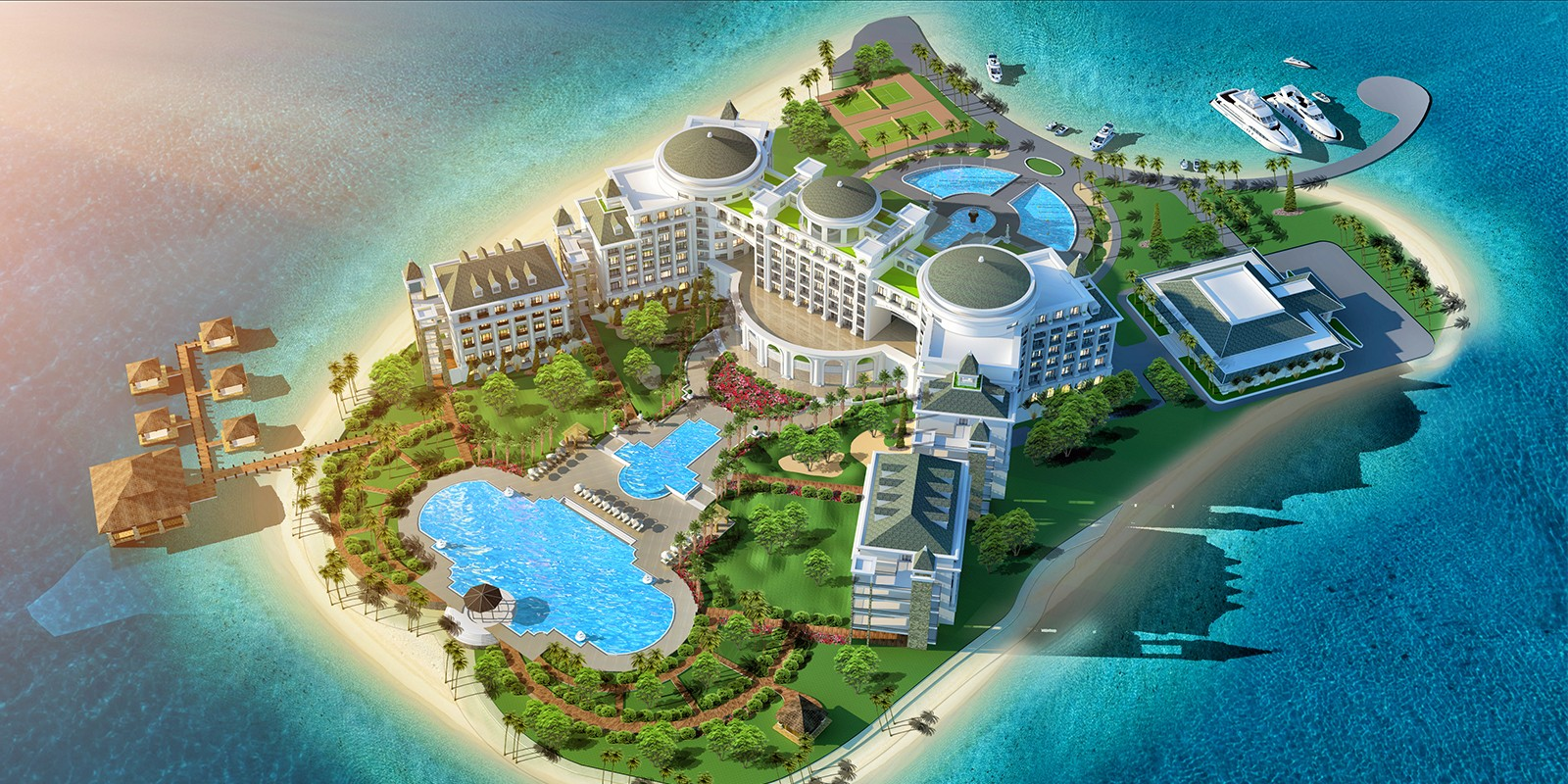 Tour Hạ Long - Vinpearl Resort Hạ Long