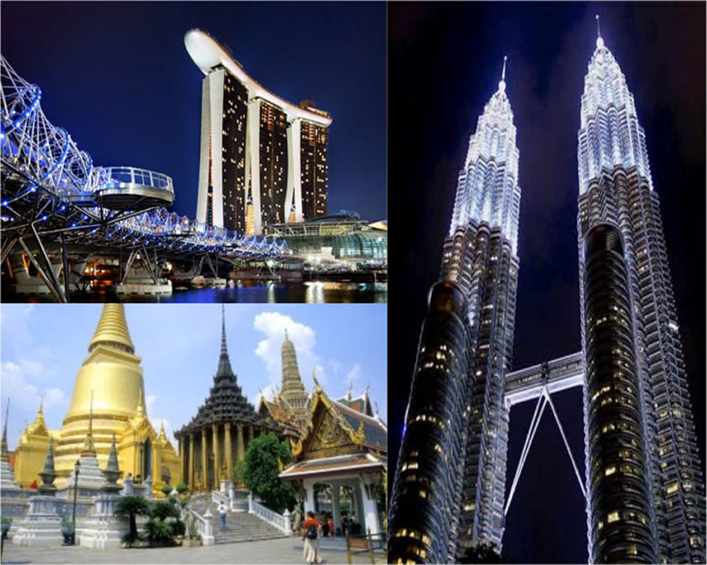 du lịch malaysia singapore