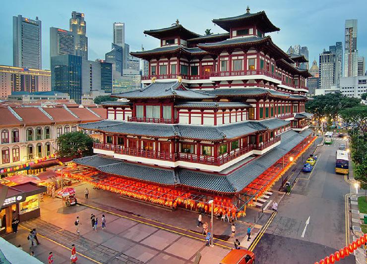 Tour Singapore khởi hành từ Hà Nội