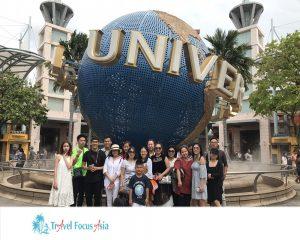 Tour Hồ Chí Minh Singapore