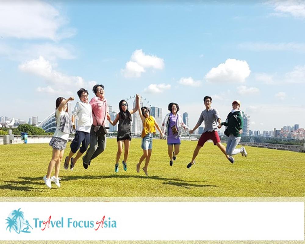 Tour Hồ Chí Minh – Singapore 4 ngày (1 ngày tự do): Sentosa – Gardens By The Bay