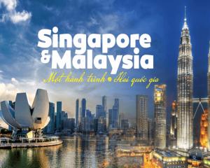 tour singapore malaysia khởi hành từ hà nội