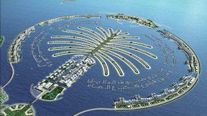 Quần đảo Palm Jumeirah, Dubai - Sự Kì Vĩ Của Thiên Nhiên