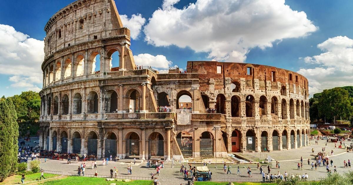 Hành trình khám phá Châu Âu 10N9Đ - Đấu trường Colosseum