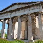 Du lịch Hy Lạp 9N8Đ - Đền Athena