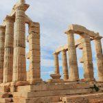 Du lịch Hy Lạp 9N8Đ - Đền Poseidon