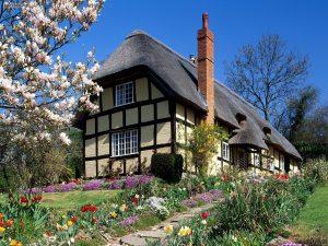 Kinh nghiệm du lịch Anh Quốc - Anh Quốc vào mùa xuân