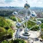 Hành trình khám phá Tây Âu 8N7Đ - Atomium