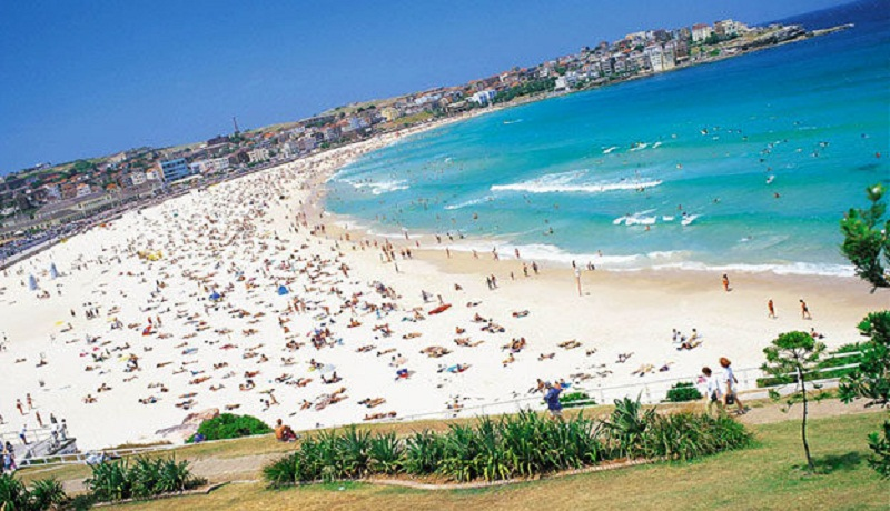 Bãi Biển Bondi, Sydney, Úc