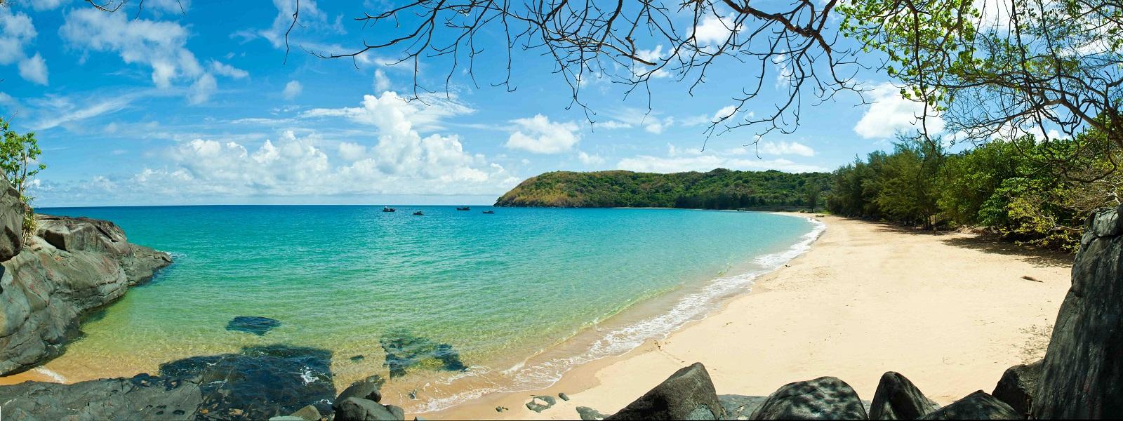Tuần trăng mật Côn Đảo – Biển gọi tình yêu