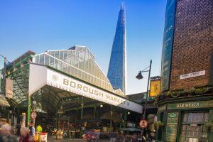 Du lịch London - Borough Market