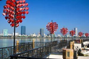 Những địa điểm du lịch Đà Nẵng - Cầu Tình Yêu