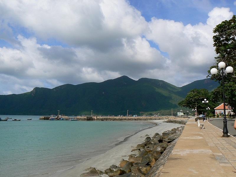 Khám phá Côn Đảo - Cầu tàu 914 Côn Đảo