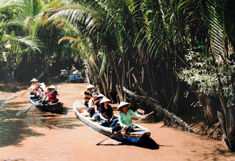 Du lịch Mỹ Tho - Cần Thơ 2N1Đ - Cồn Thới Sơn
