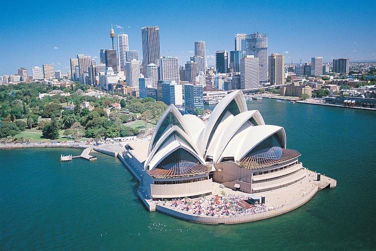 Tour Du Lịch Úc 7 Ngày Hấp Dẫn: Melbourne - Canberra - Sydney