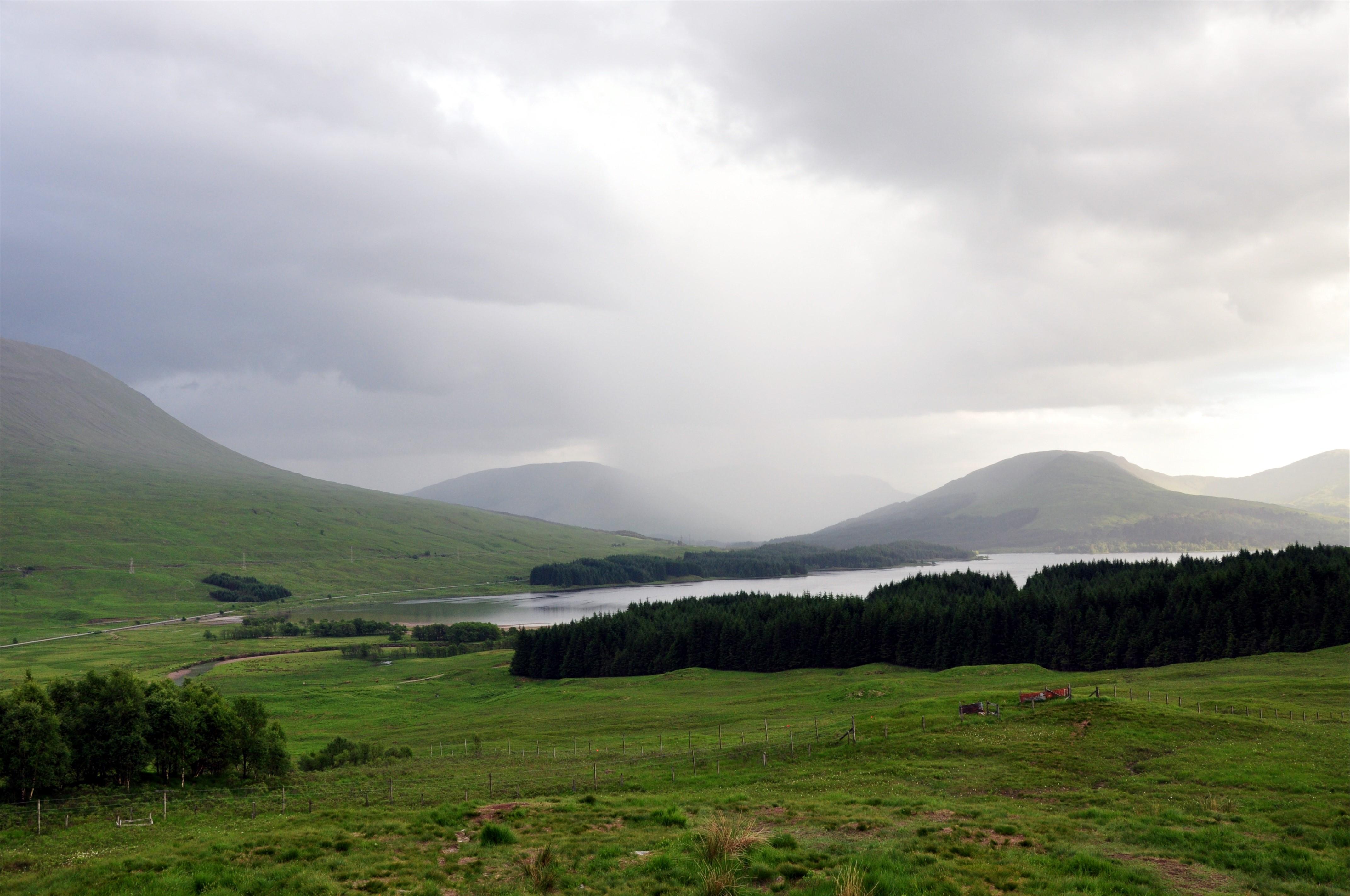 Hành trình du lịch Anh - Scotland 10N9Đ - Cao nguyên Scotland