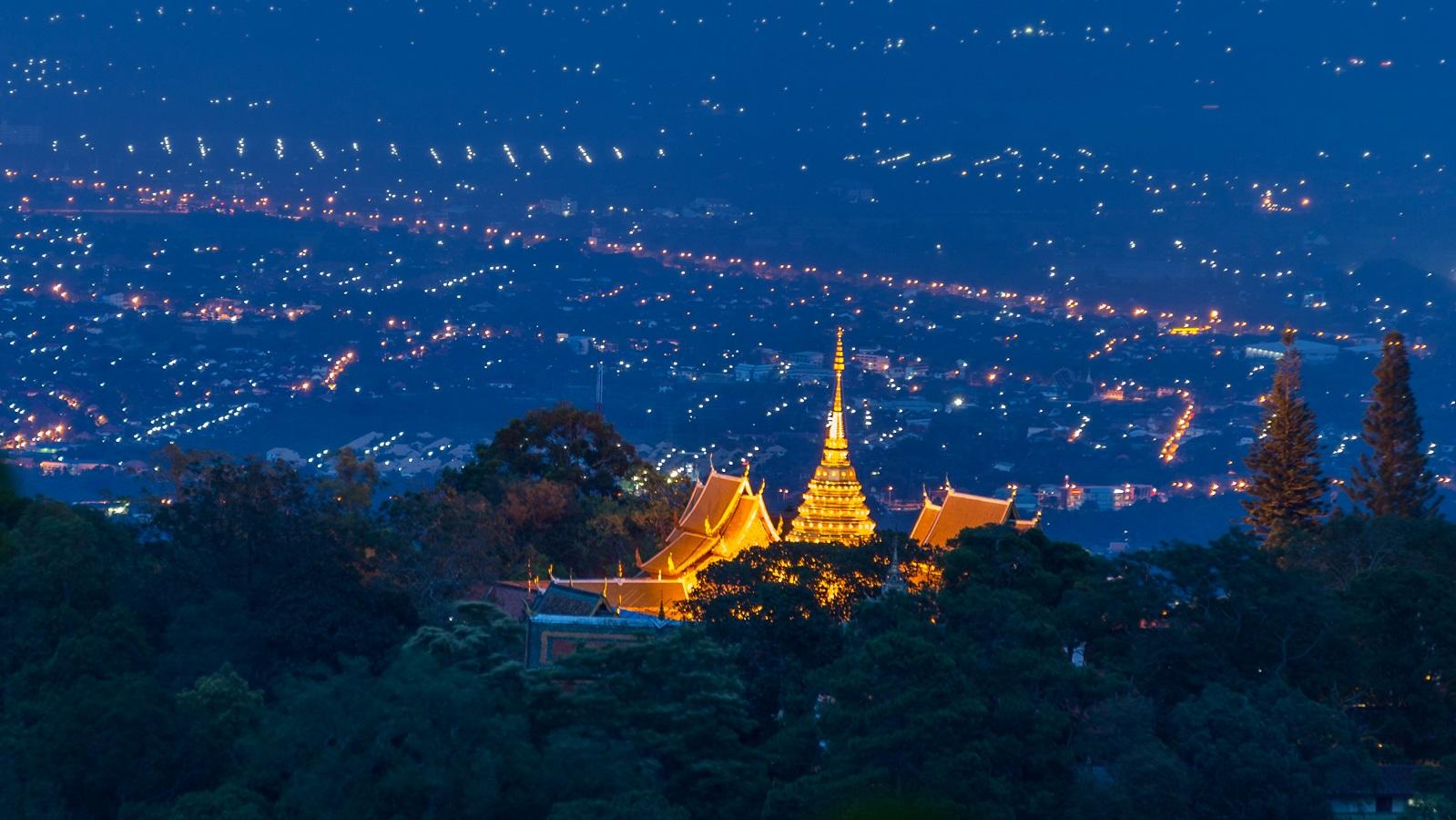 Tour Du Lịch Thái Lan 5N4Đ giá rẻ