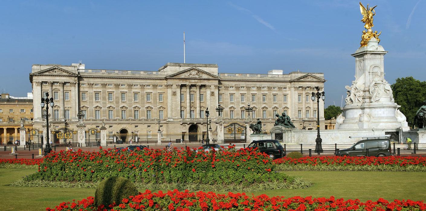 Hành trình du lịch Anh - Scotland 10N9Đ - Cung điện Buckingham