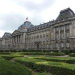 Hành trình du ngoạn châu Âu 9N8Đ - Cung điện Hoàng gia Bỉ - Royal Palace