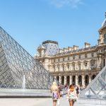 Địa điểm du lịch Paris - Cung điện Louvre