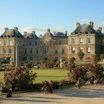 Hành trình khám phá Tây Âu 8N7Đ - Cung điện Luxembourg