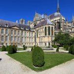 Hành trình khám phá Châu Âu 10N9Đ - Cung điện Tau Reims