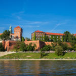 Hành trình 12 ngày khám phá Đông Âu - Cung điện Wawel - Krakow