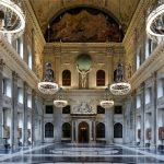 Hành trình khám phá Tây Âu 8N7Đ - Cung điện hoàng gia Amsterdam
