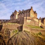 Hành trình du lịch Anh - Scotland 10N9Đ - Cung điện pháo đài Edinburgh