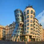 Hành trình 12 ngày khám phá Đông Âu - Dancing house - Prague