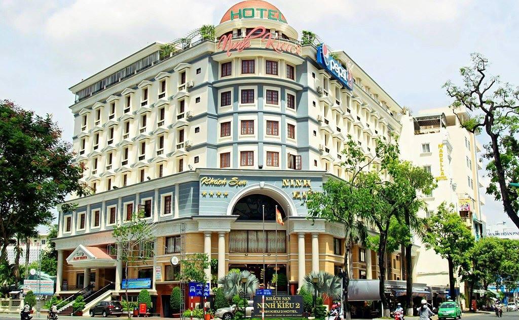 Kinh nghiệm du lịch Cần Thơ - Khách sạn Ninh Kiều 2 Cần Thơ