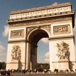 Địa điểm du lịch Paris - Khải Hoàn Môn