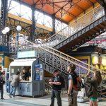 Hành trình 12 ngày khám phá Đông Âu - Khu chợ Central Market Hall Budapest