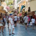 Du lịch Hy Lạp 9N8Đ - Khu thương mại Plaka