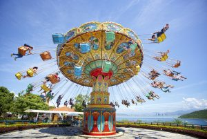 Vinpearl Land Nha Trang - Khu trò chơi ngoài trời