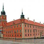 Hành trình 12 ngày khám phá Đông Âu - Lâu đài Hoàng gia Warsaw