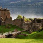 Hành trình du lịch Anh - Scotland 10N9Đ - Lâu đài Urquhart