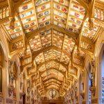 Hành trình du lịch Anh - Scotland 10N9Đ - Lâu đài Windsor - Sảnh đường Thánh George