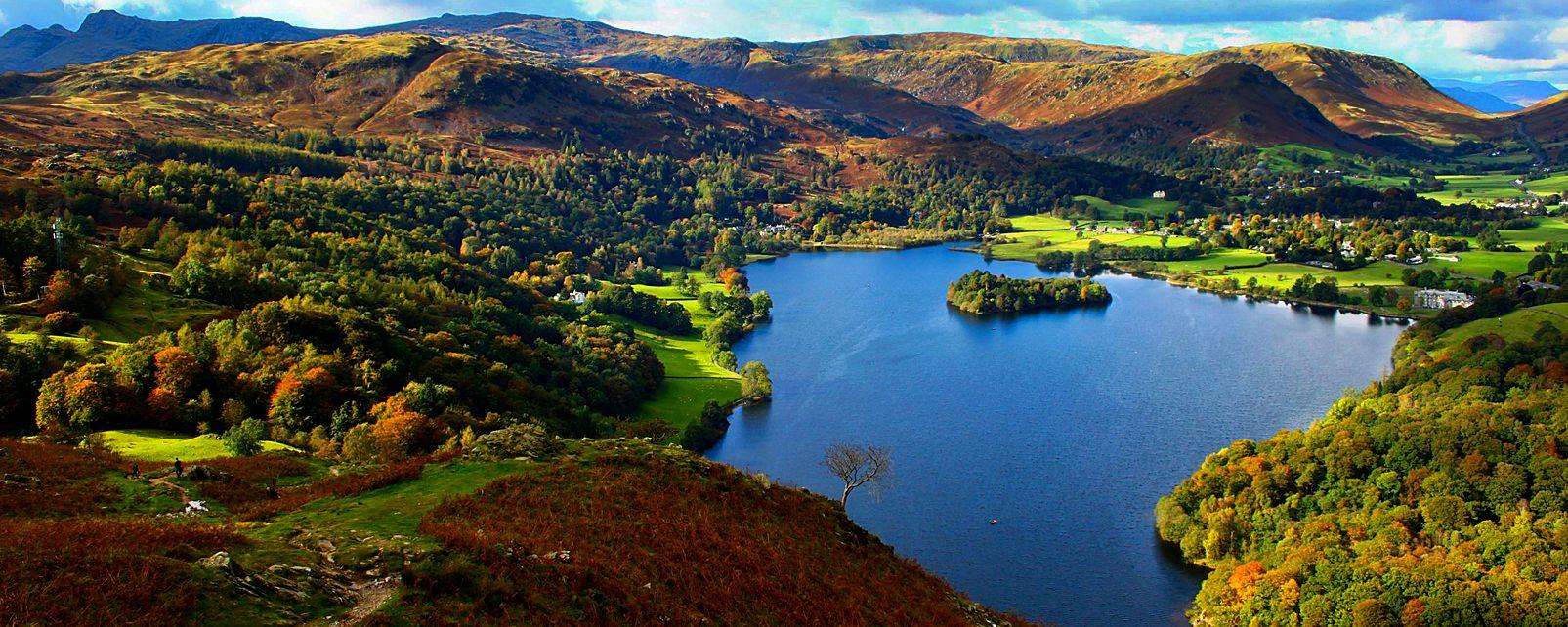 Hành trình du lịch Anh - Scotland 10N9Đ - Lake District
